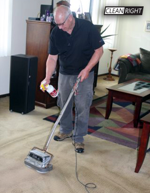 Professional Carpet Cleaning Minnetonka owner